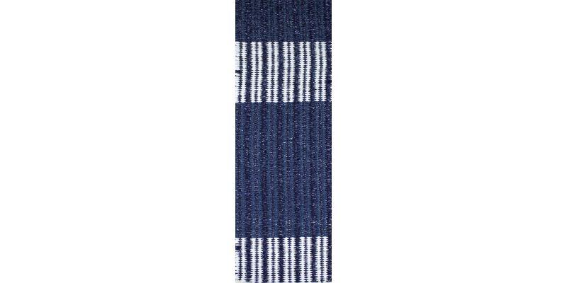 Laila - Metallic Blue