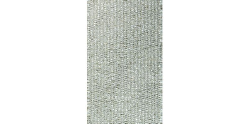 Jacqueline - Solid Metallic White