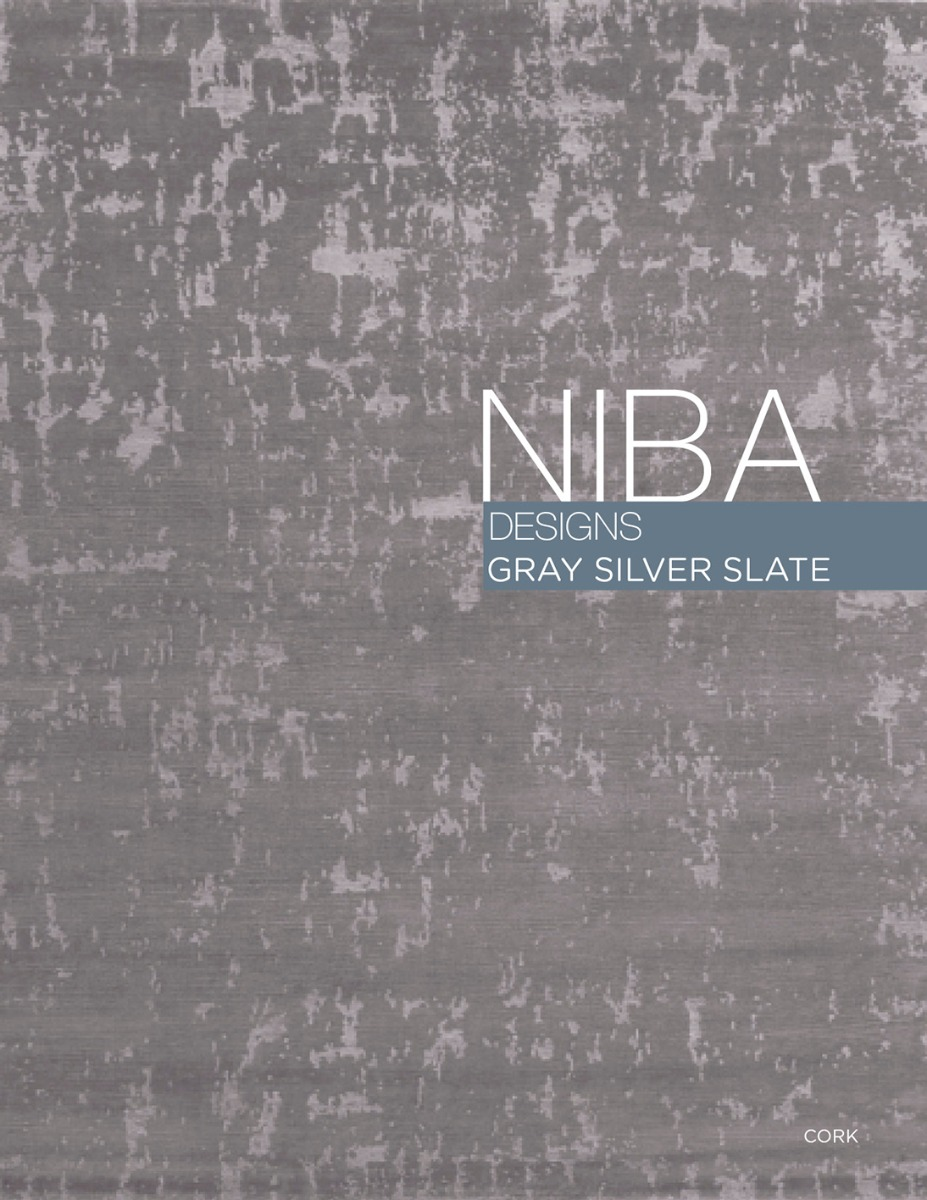 Gray Silver Slate