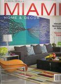 Florida Design's MIami Home and Decor
